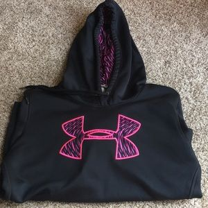 Under Armour Sweaters - Under Armour Women's Hoodie/Sweatshirt size Small